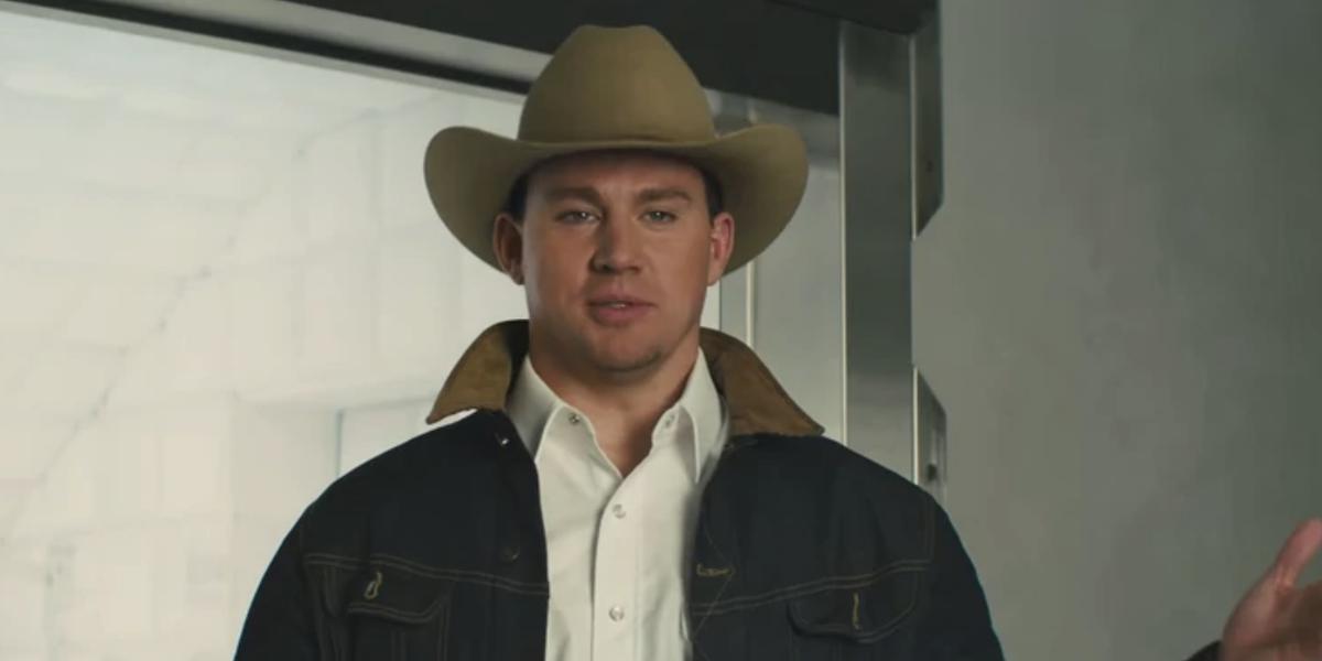 Channing Tatum In The Kingsman 2