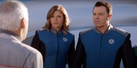 The Orville Producer Has Been Sharing Fun Behind-The-Scenes Photos To Get Us Hyped For Season 3