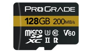 ProGrade Digital 128GB microSD card