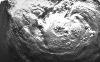 Proba-2's Microcamera Snaps Hurricane Isaac