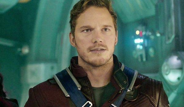 Peter Quill Chris Pratt Guardians of the Galaxy Marvel