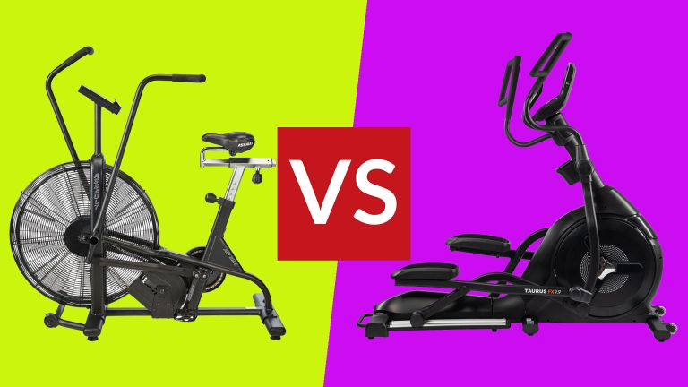 Elliptical Trainer vs AirBike