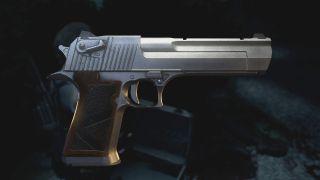 Resident Evil 3 Remake Magnum .44 AE Lightning Hawk Spencer Memorial Hospital Jill
