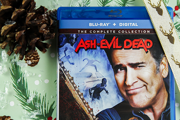 Ash vs Evil Dead The Complete Collection Set on Blu-ray