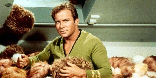 Captain Kirk Star Trek CBS