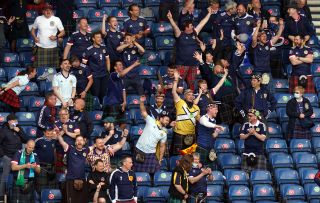 Scotland v Czech Republic – UEFA Euro 2020 – Group D – Hampden Park