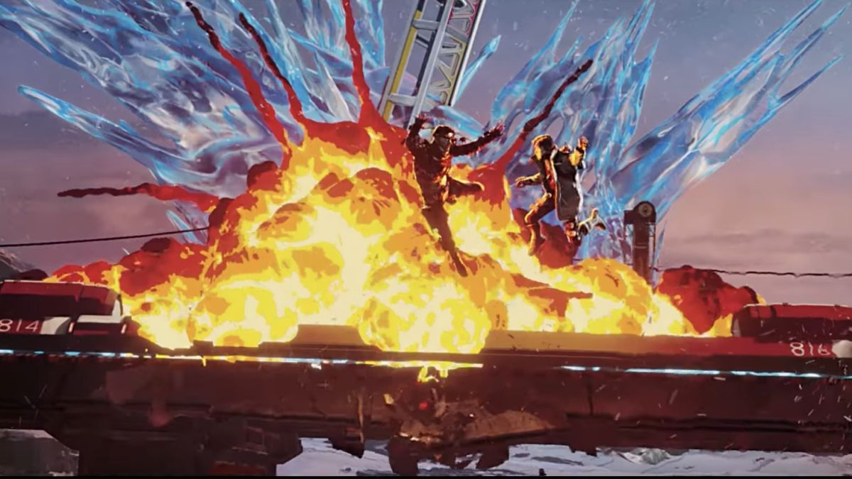 Apex Legends is taking players to the World's Edge in Season 3