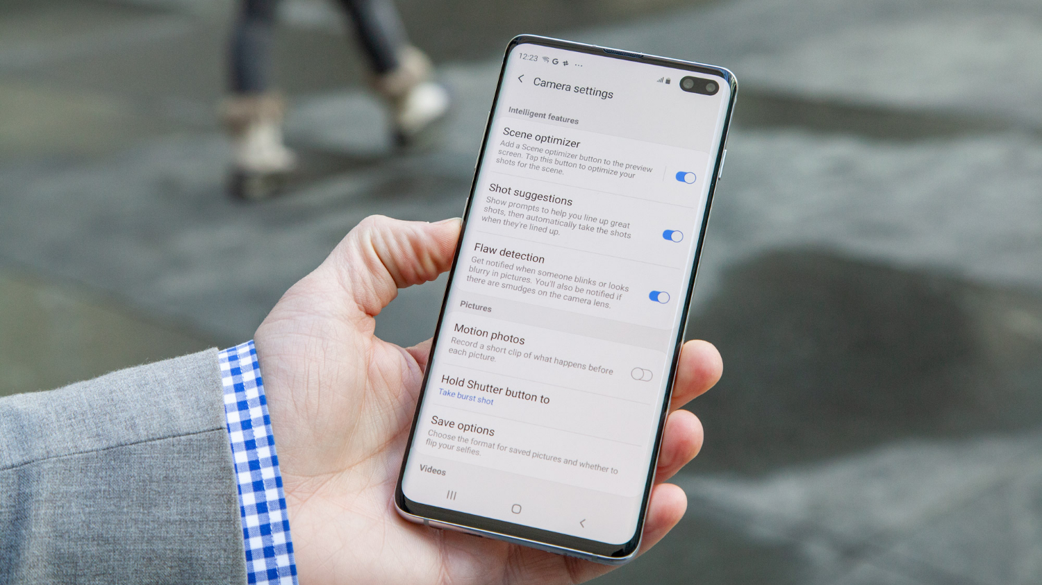 Galaxy S10: Ten Features to Enable and Disable | Tom's Guide