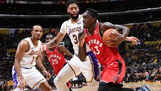 Raptors vs Lakers live stream NBA watch online