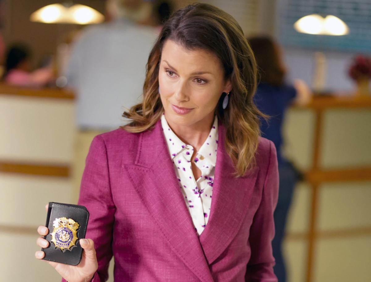 Blue Bloods Season 10 premiere Bridget Moynahan as Erin Reagan CBS