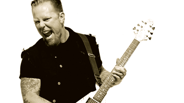Interview: James Hetfield Discusses Metallica's 'Death