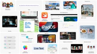 iPadOS features spread