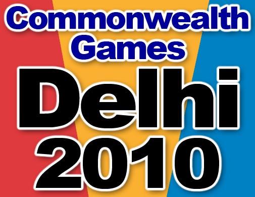 Commonwealth Games Delhi 2010 logo