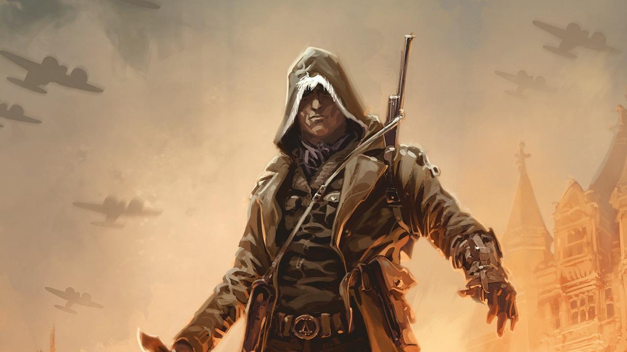 Assassin S Creed Ww2 Comic Book Hits Shelves August 1 Gamesradar