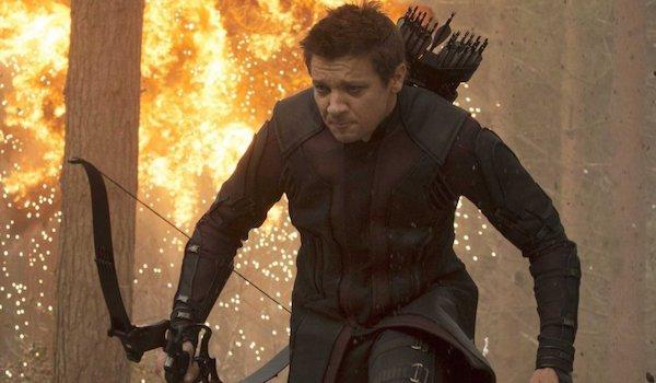 Hawkeye Jeremy Renner Avengers: Age of Ultron
