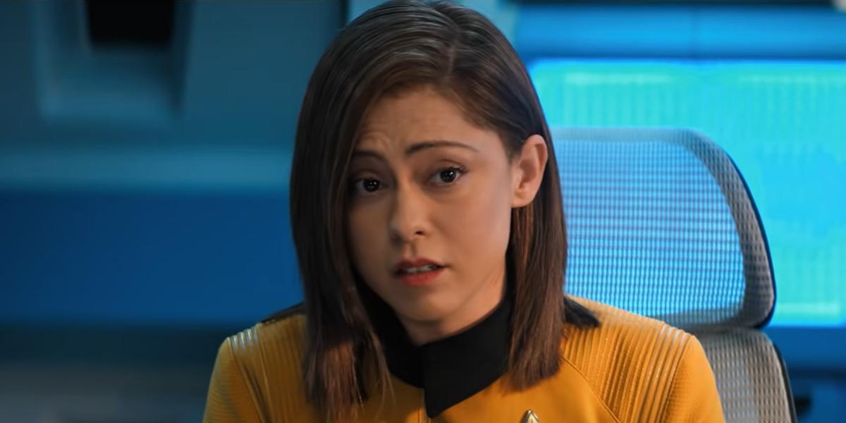 Star Trek: Short Treks Rosa Salazar Lynne Lucero CBS All Access