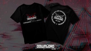 Download Festival charity t-shirt
