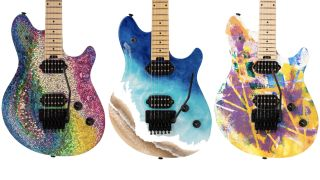 ArtWalk San Diego is auctioning EVH Wolfgang guitars