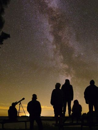 Stargazing Family Sweden PM Heden