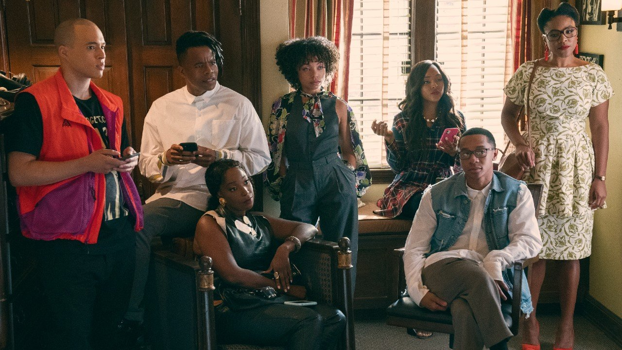 How Dear White People Season 4 Was Influenced By Star Trek: The Next Generation And An Unexpected TV Classic
