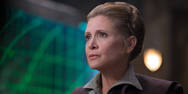 Carrie Fisher In Star Wars: Episode 9? Kathleen Kennedy Clears Up The Rumor
