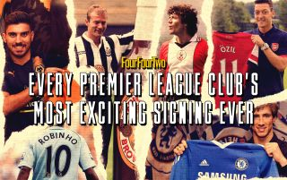 Exciting signings