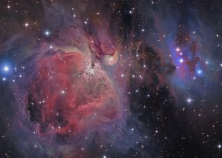 Orion Nebula by Chuck Manges