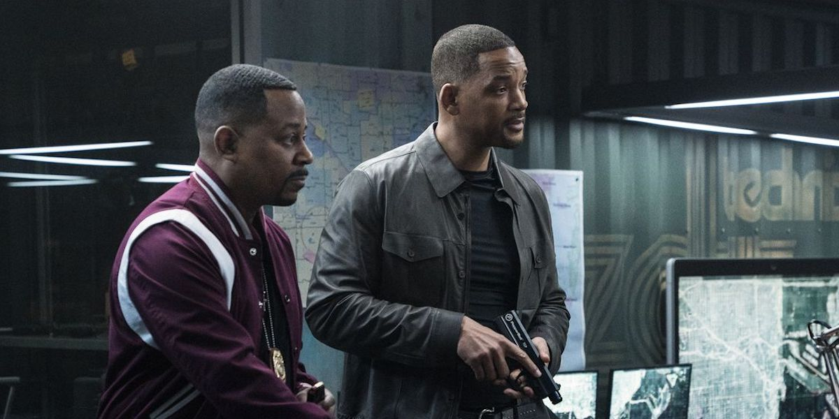 Will Smith's Emotional Tribute To Bad Boys Co-Star Martin Lawrence Brings All The Feels