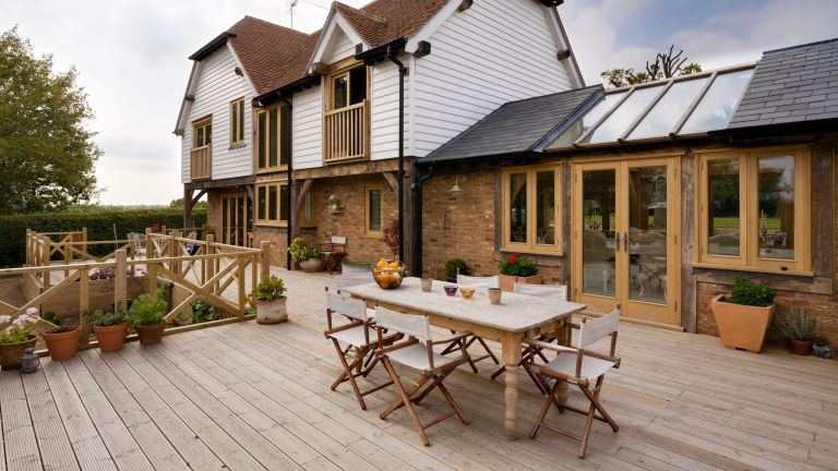 slippery deck solutions for outdoors