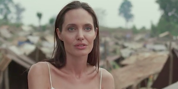 angelina jolie in first they killed my father
