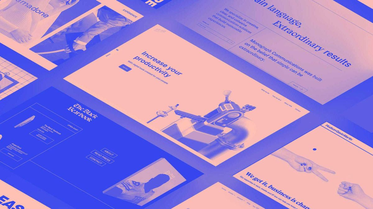 5 web design trends that will dominate the internet in 2021