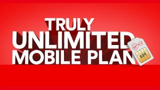 Virgin Mobile's 'Truly Unlimited' mobile plan offers all-you-can-eat data