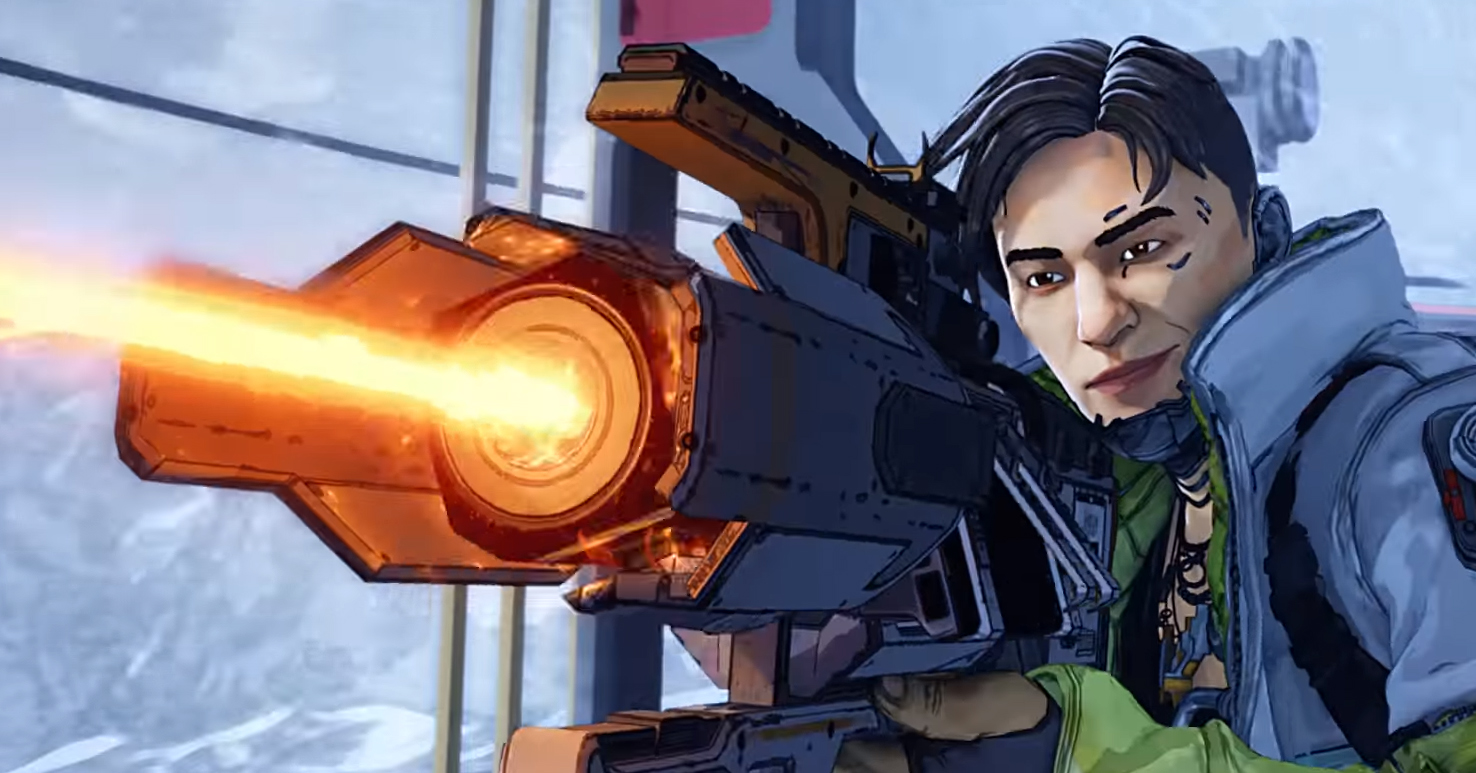 Apex Legends' Charge Rifle will be nerfed soon   PC Gamer