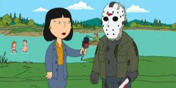 Tricia Takanawa In Family Guy