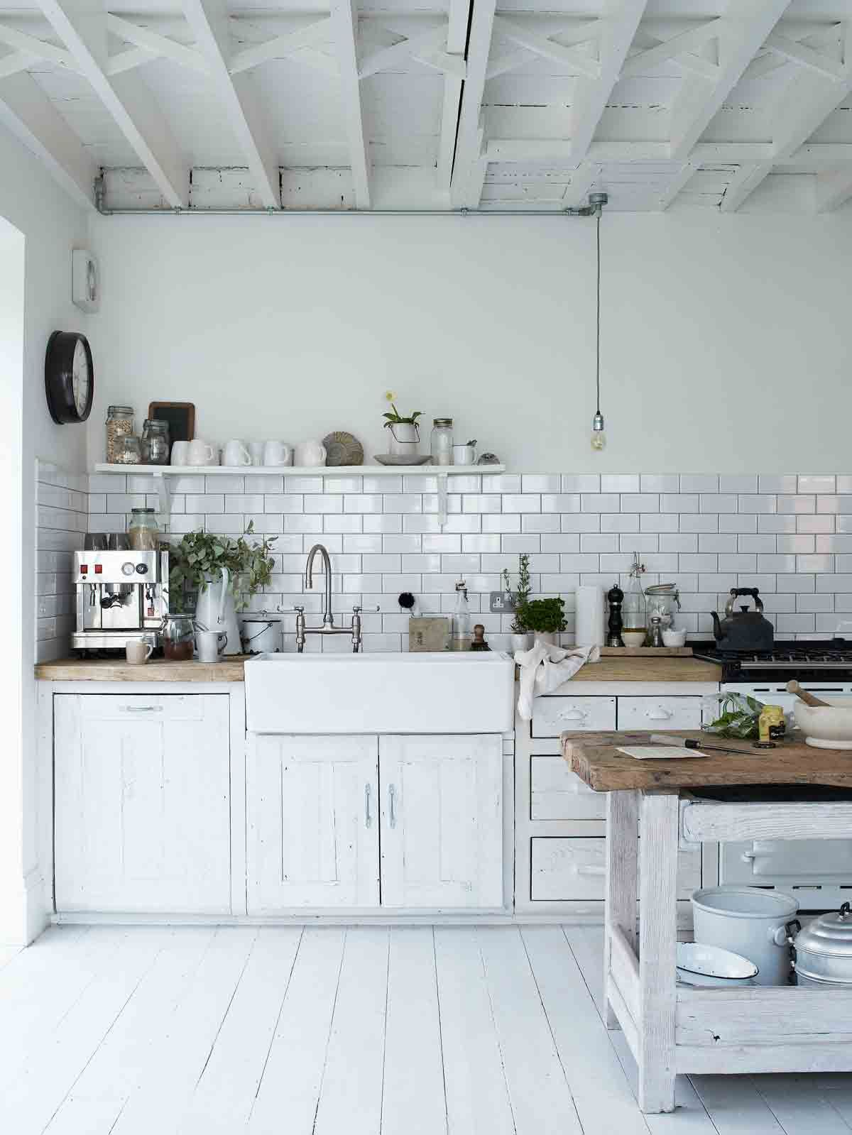 Style Classic: Butler Sink