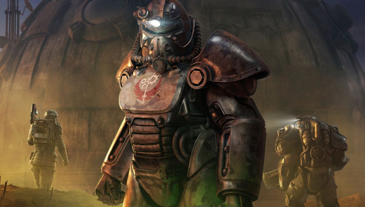 New lore video explains how the heck The Brotherhood of Steel are in Fallout 76
