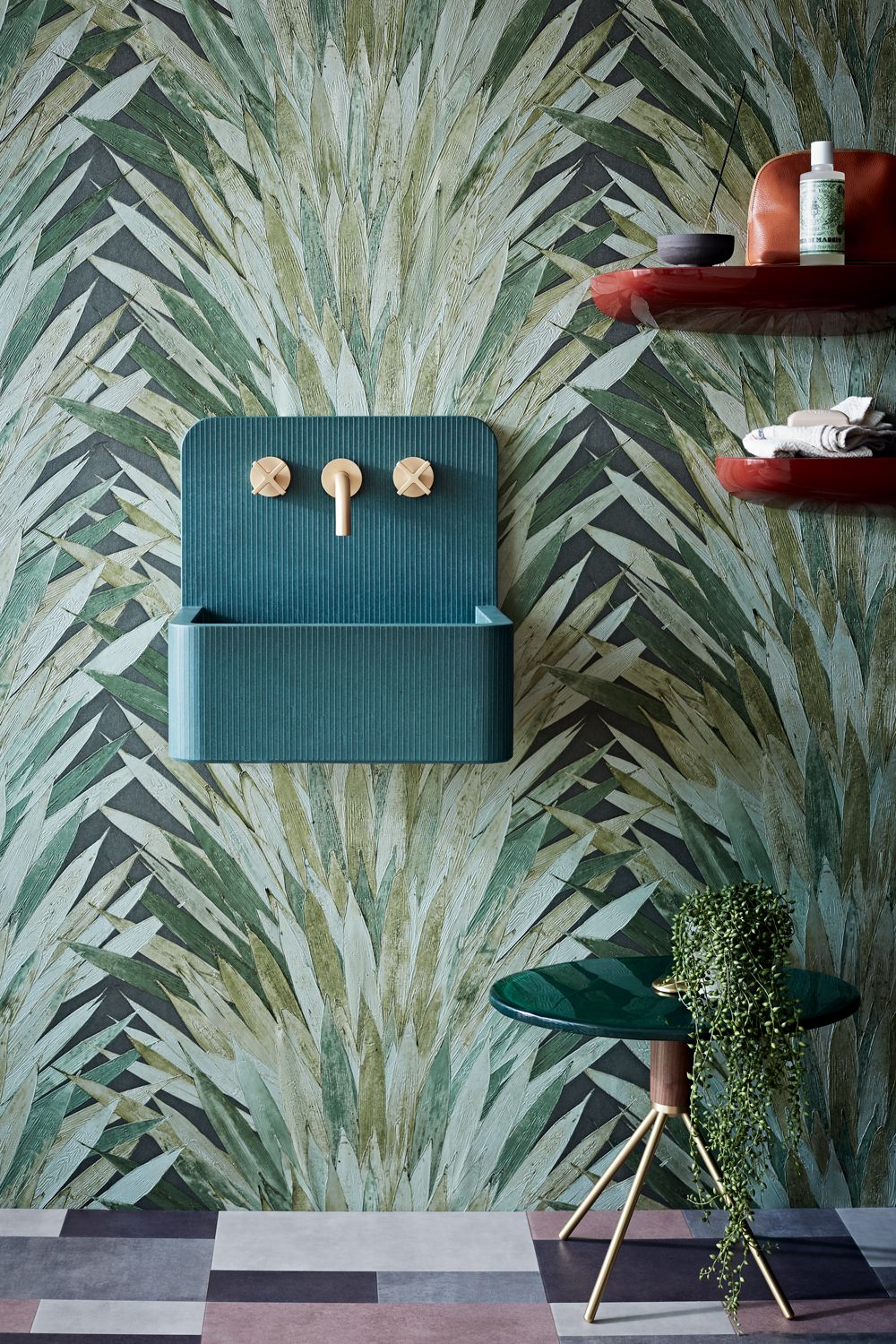 The New Tropical Decorating Trend: Tropical Minimalism
