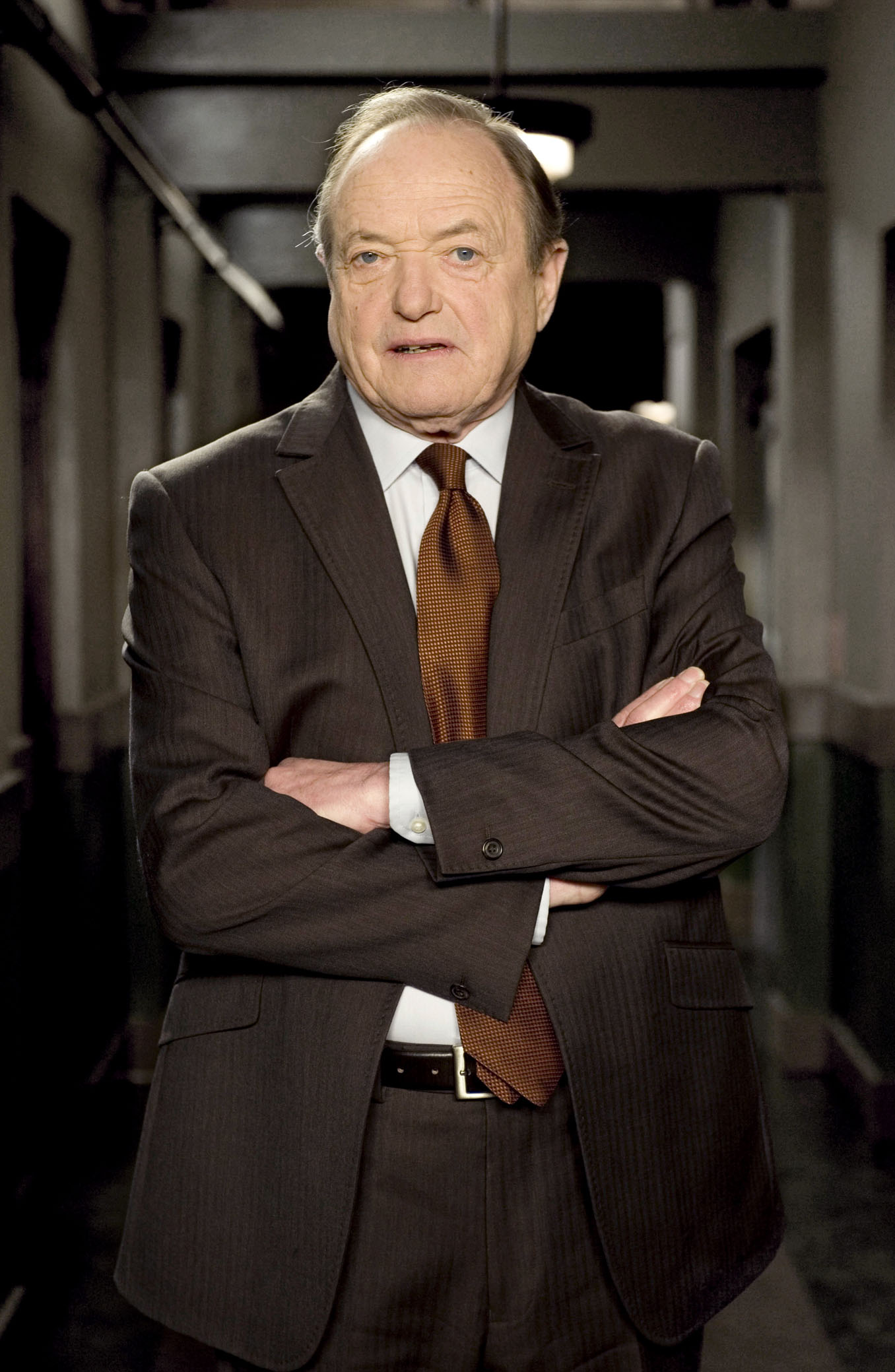 New Tricks Star James Bolam Opens Up...