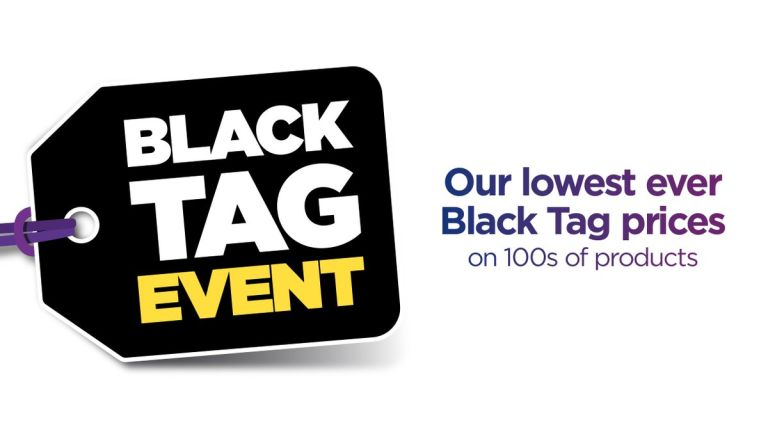 Amazon Prime Day Currys Black Tag Summer Event