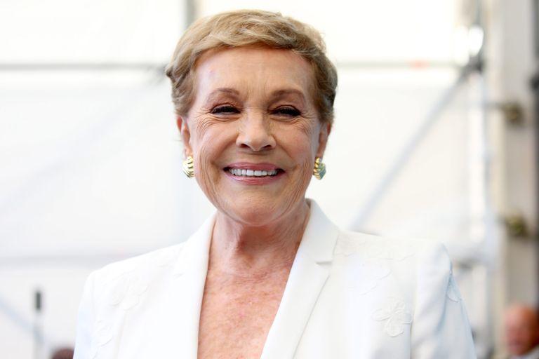 Julie Andrews podcast