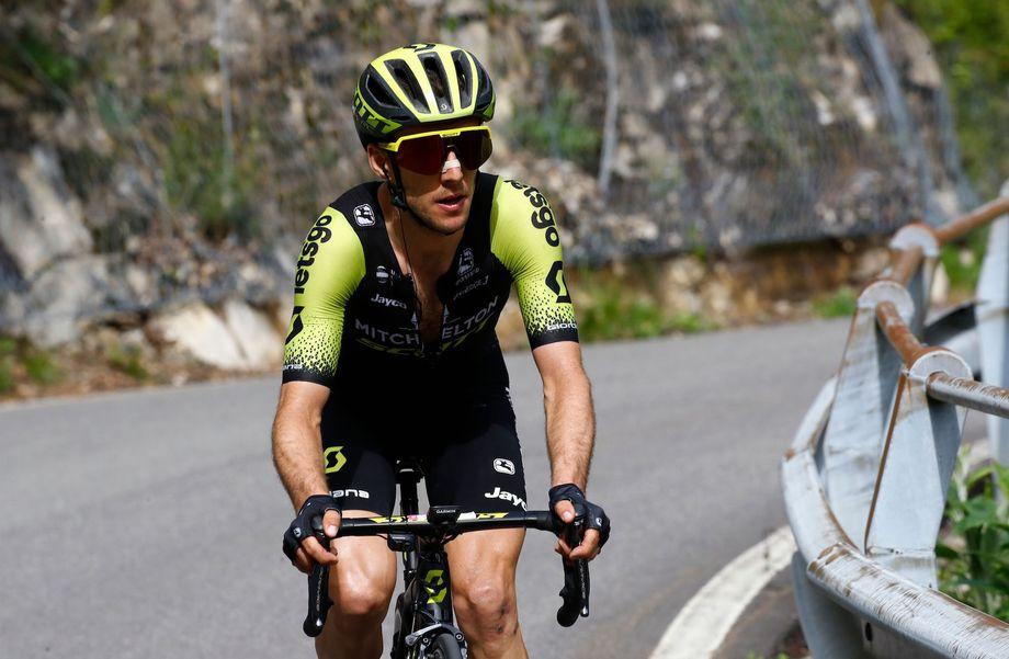 'Simon Yates' Giro is far from over' says Mitchelton-Scott team director Matt White