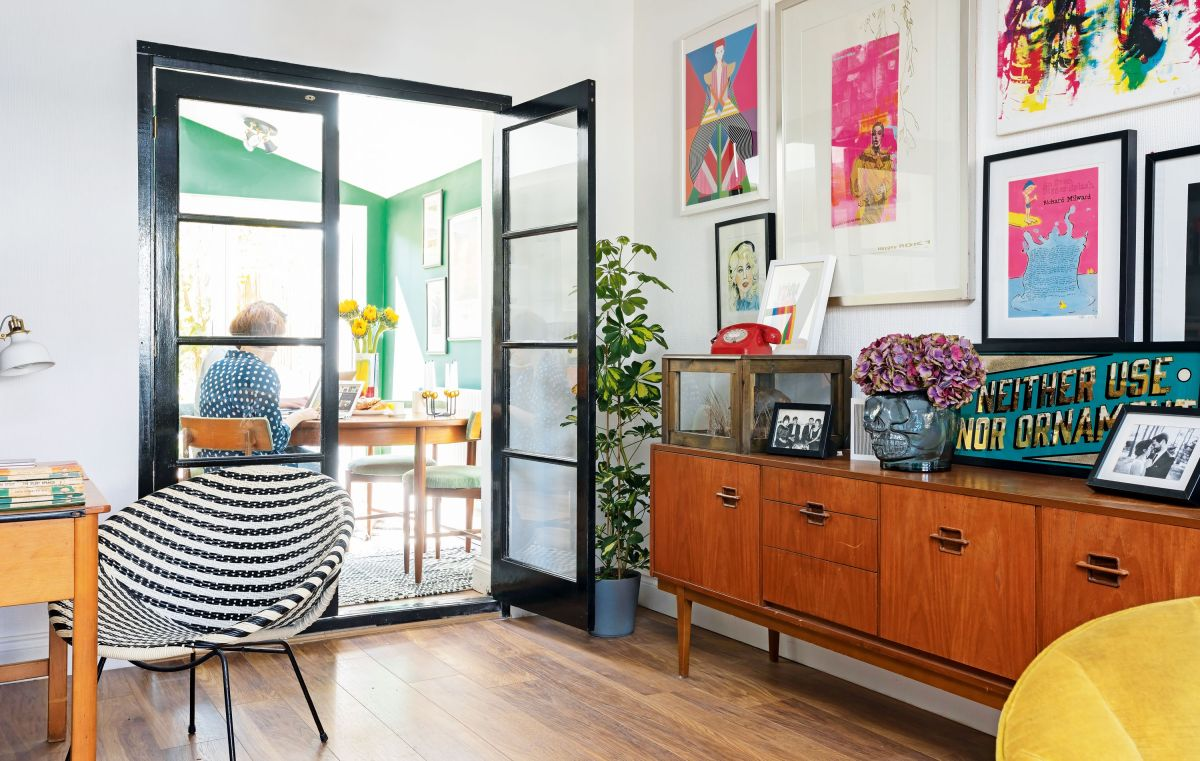 10 gallery wall ideas – display tips for living rooms, bedrooms ...