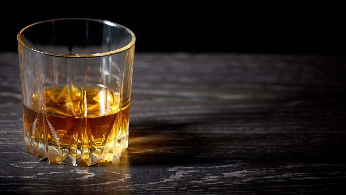 Nuclear fallout exposes fake 'antique' whisky