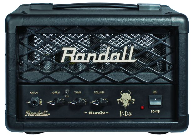 Review: Randall RD5H Amp Head and RD112-D Cabinet | Guitarworld