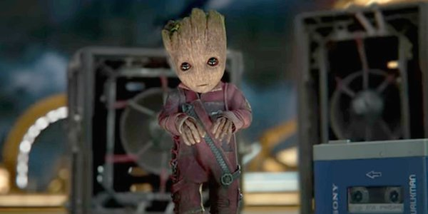 Baby Groot Guardians Of The Galaxy Vol 2 Hd Movies 4k: New Guardians 2 Concept Art Shows Preteen Groot
