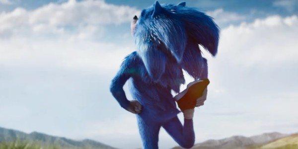 SCREENSHOT - Sonic the Hedgehog and His Legs