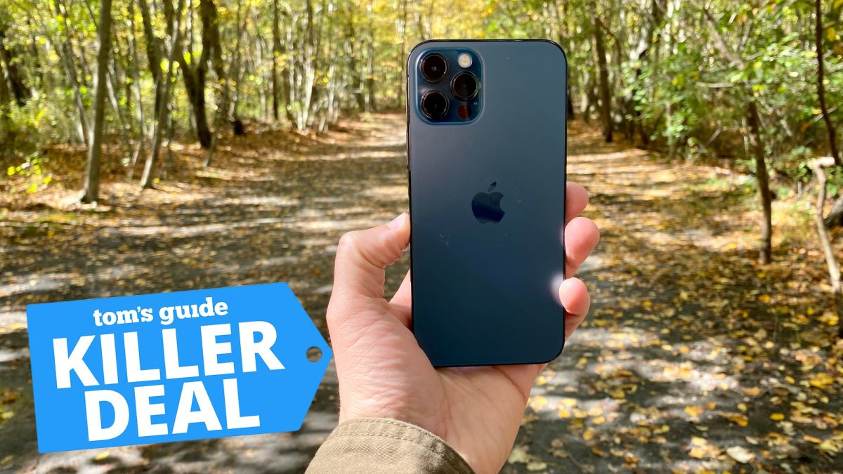 Best iPhone 12 deals for April 2021