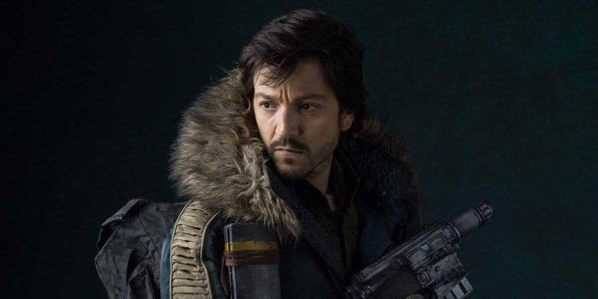 Rogue One's Diego Luna Sounds Excited To Return As Cassian Andor For Disney+ TV Series
