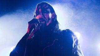 Gaahls Wyrd live photo by Ester Segarra