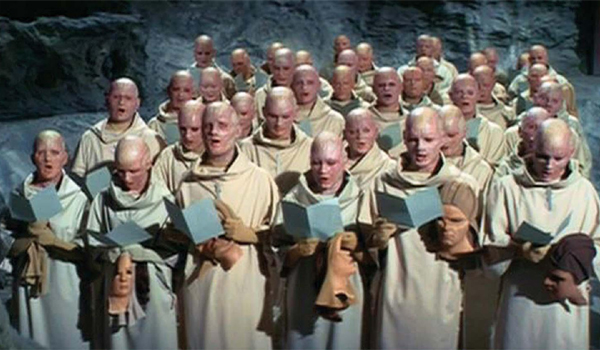 Beneath The Planet Of The Apes Mutants